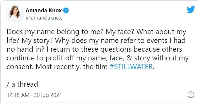 Amanda Knox Oggi - film documentario - caso Meredith Kercher - magazine Il Biondino della Spider Rossa - ProsMedia - Agenzia Corte&Media