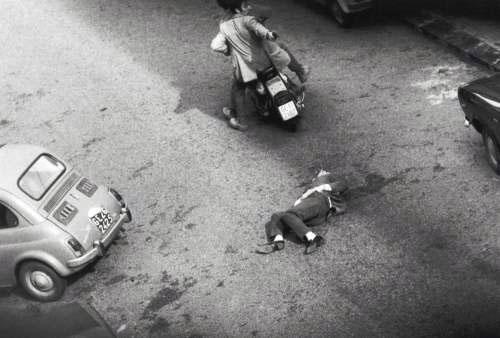 Anni Settanta - Banda 22 Ottobre - omicidio fattorino Floris - Genova - Biondino Spider Rossa