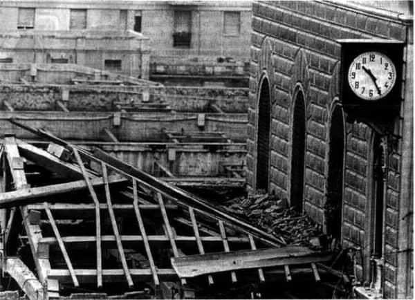 Anni Settanta - Bomba e strage alla stazione di Bologna - 1980 - IlBiondino.Org