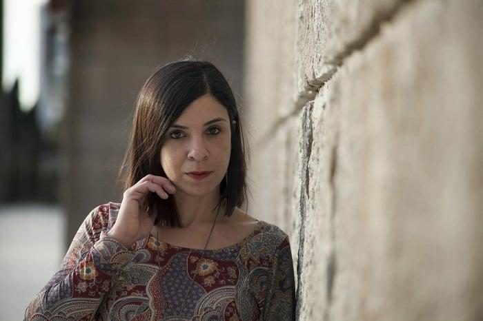 Antonella Lattanzi - romanzo - Questo giorno che incombe - blog Il Biondino della Spider Rossa - Agenzia Corte&Media - ritratto scrittrice