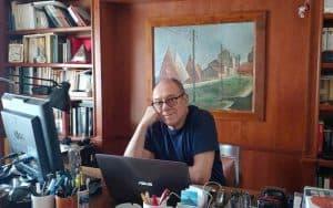 Carlo Verdone - serie tv Vita da Carlo - Festa del Cinema - magazine ilbiondino.org - ProsMedia - Agenzia Corte&Media---