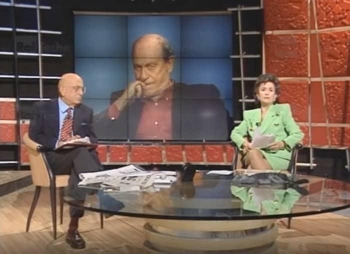 Caso Sutter-Bozano - Il Biondino della Spider Rossa - Sandro Curzi, Franca Leosini, Giorgio Bocca - 1996 - RaiUno