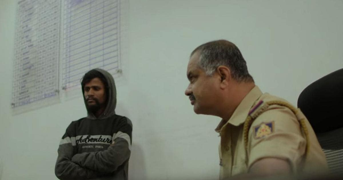Crime Stories - India Detectives - policemen - docu-film thriller - Netflix - magazine ilbiondino.org - ProsMedia - Agenzia Corte&Media