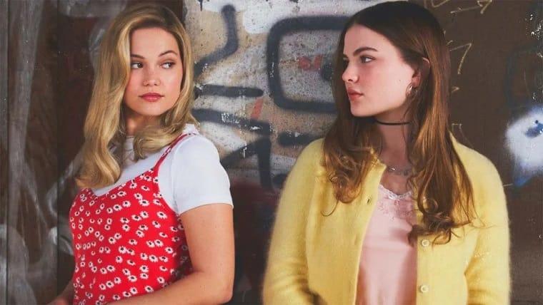 Cruel Summer - serie tv thriller - Kate e Jeanette - magazine Il Biondino della Spider Rossa - ProsMedia - Agenzia Corte & Media -