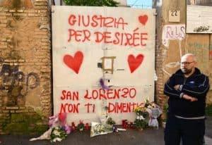 Desirée Mariottini - Roma - quartiere San Lorenzoo