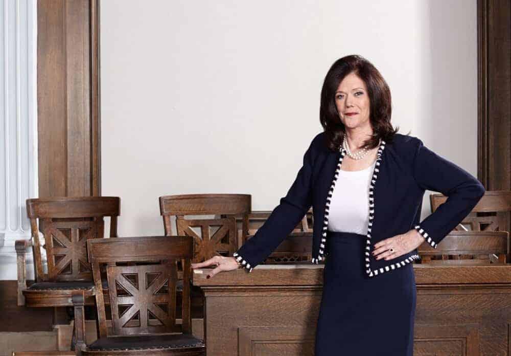 Kathleen Zellner - avvocato di Steven Avery - Making A Murderer - magazine ilbiondino.org - ProsMedia - Agenzia Corte&Media