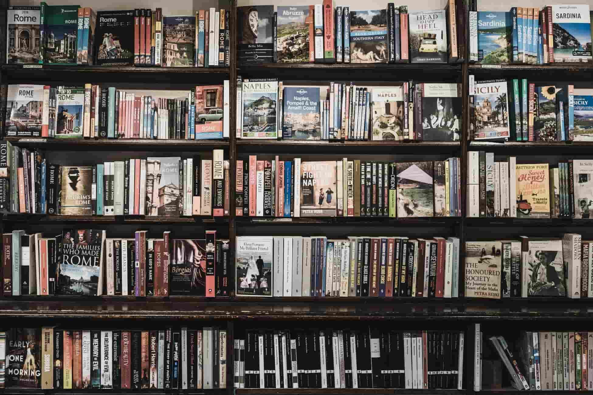 Libri thriller - gialli - romanzi polizieschi - blog Biondino della Spider Rossa - ProsMedia - Agenzia Corte&Media