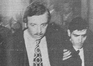 Lorenzo Bozano arrestato dopo il ritrovamento del corpo di Milena Sutter