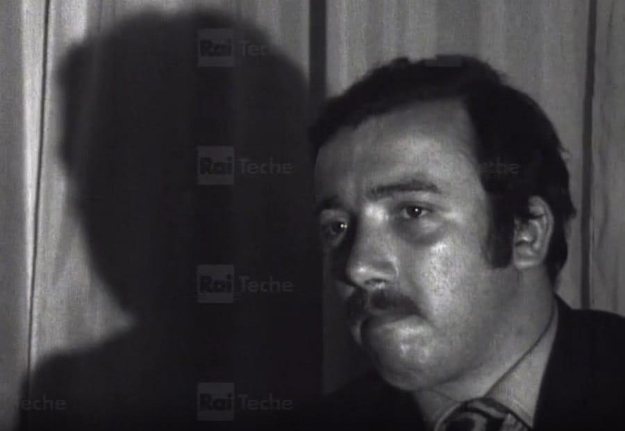 Lorenzo Bozano - intervista alla Rai del 1971