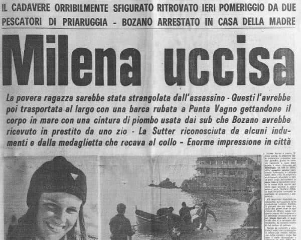 Milena-Sutter-Rapimento-e-omicidio-Lavoro-Genova-6-maggio-1971 -