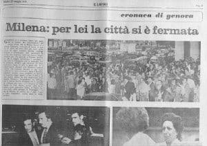 Milena Sutter e Yara Gambirasio - la tragedia di Brembate di Sopra e di Genova