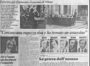 Nicola Marvulli, magistrato, pubblico ministero caso Milena Sutter - processo a Lorenzo Bozano nel 1973 a Genova