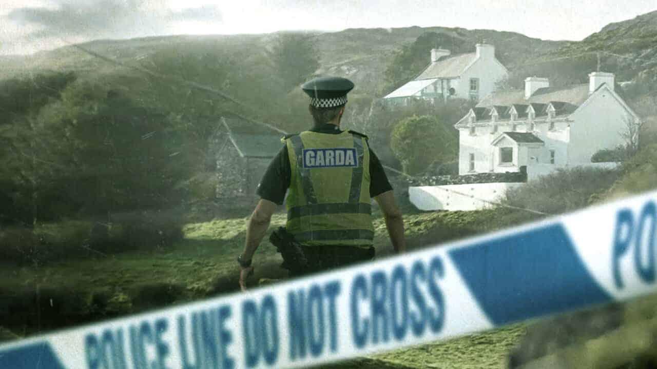 Polizia Irlandese Garda - indagini Femminicidio - Sophie West Cork - Netflix - magazine Il Biondino della Spider Rossa - ProsMedia - Agenzia Corte&Media