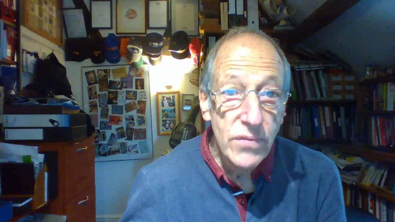 Professor David Canter - Criminal Profiling - Psicologia Investigativa - magazine ilbiondino.org - ProsMedia - Agenzia Corte&Media