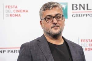 Regista Giuseppe Bonito - Festa del Cinema di Roma - foto di Luca-Dammicco