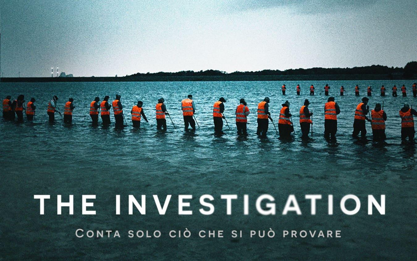 Serie televisiva The Investigation - Sky - NowTv - blog Il Biondino della Spider Rossa - Agenzia Corte&Media