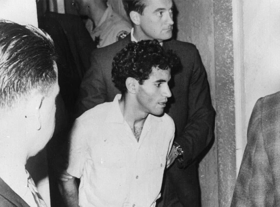 Sirhan Sirhan, condannato per l'omicidio di Bob Kennedy ucciso nel 1968 - Stati Uniti - magazine ilbiondino.org - ProsMedia - Agenzia Corte&Media