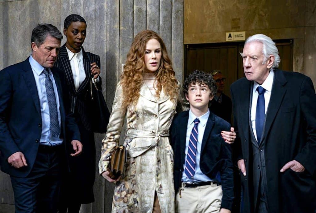 The Undoing - miniserie - cast - Agenzia Corte&Media