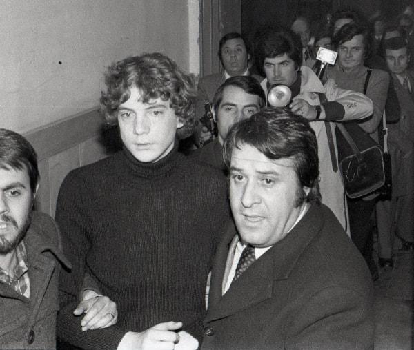 il rapimento di john-paul-getty jr nel 1973 - anni settanta -