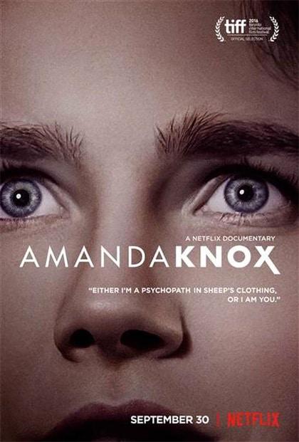 Netflix, 2016, documentario sull'omicidio di Meredith Kercher