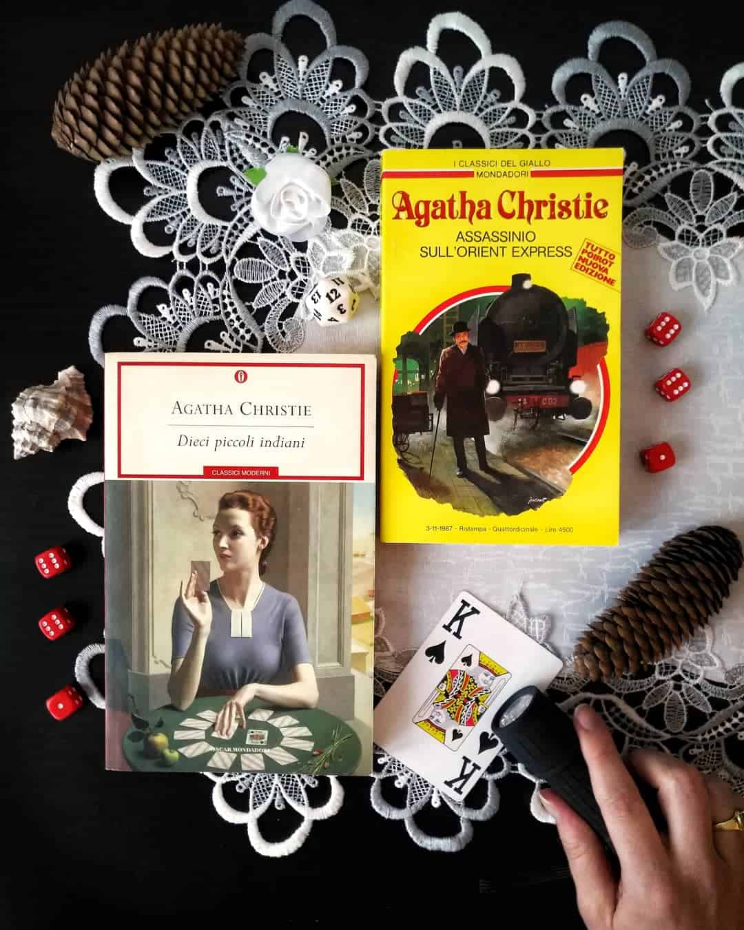 10 piccoli indiani di Agatha Christie